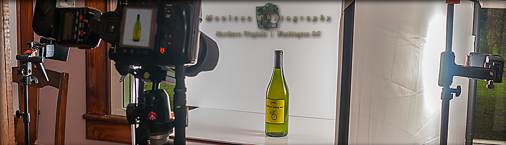 Wine Bottle Header