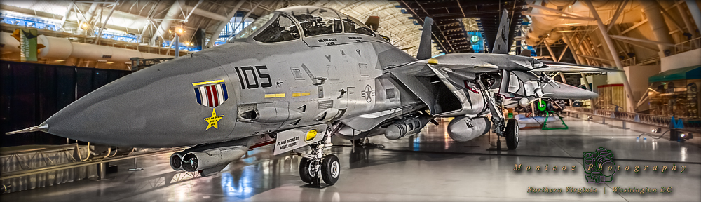 F14 at the Air & Space Museum