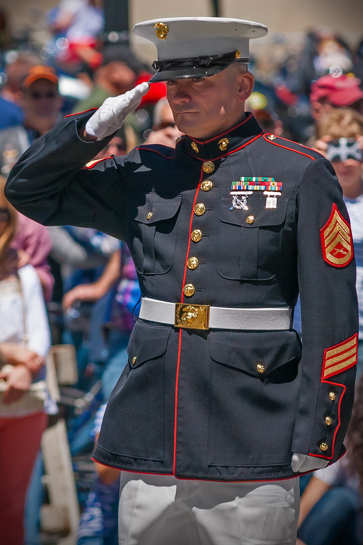 Staff Sargent Tim Chambers, USMC (ret.)