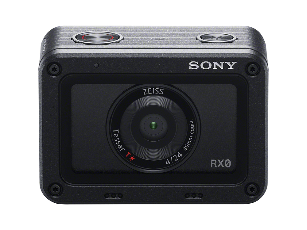 the Sony RX0