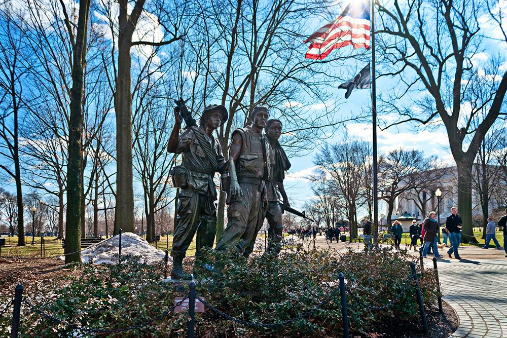 The Three Servicemen