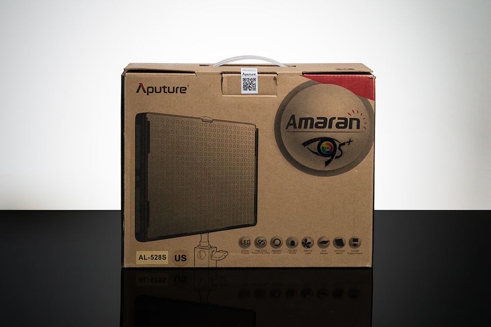 Aputure AL 528S box