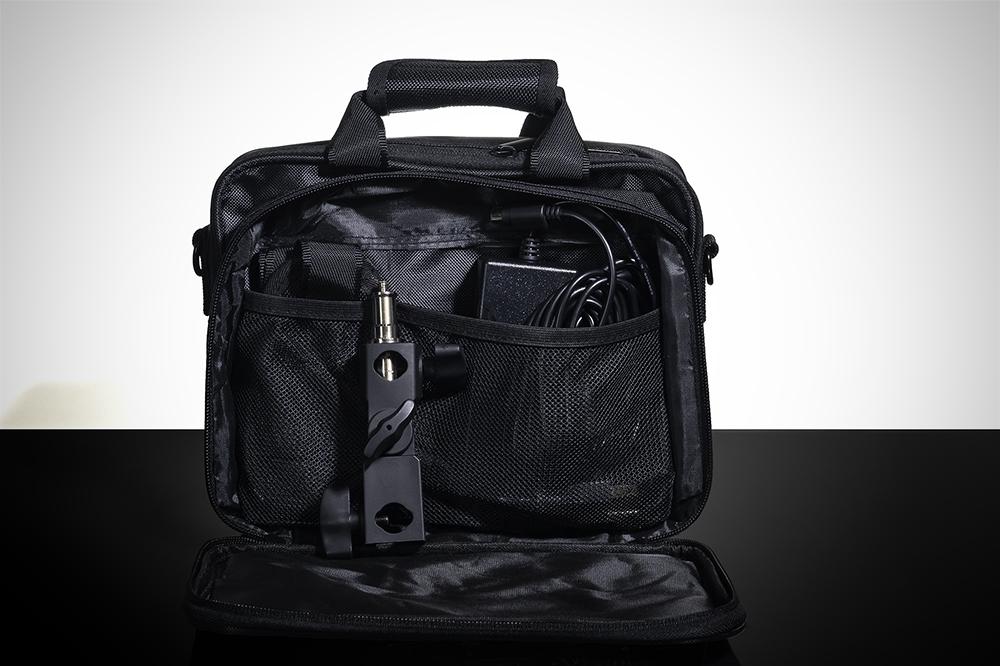 Aputure AL 528S carry case front